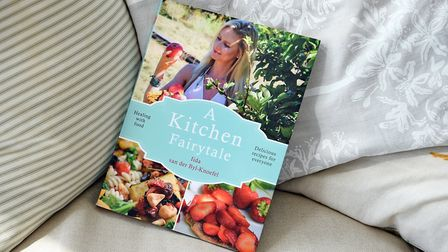 Iida hopes to help others with her book of recipes (Andy Newbold Photography)