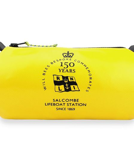 Will Bees Bespoke has launched a hand-crafted, commemorative wash bag to celebrate the 150 years