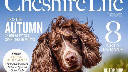 Cheshire Life - October 2019