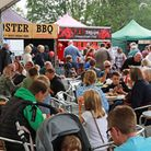The Nantwich Food Festival 2019 *** Local Caption *** The Nantwich Food Festival 2019