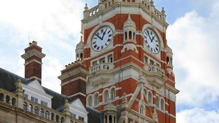 Croydon's iconic Clock Tower, built in 1895 (RossellaScalia/Getty Images/iStockphoto)