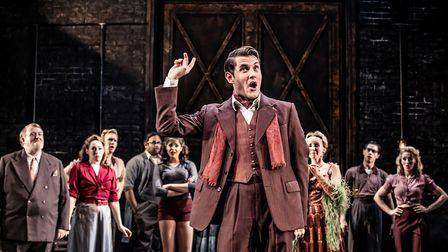 Samuel Holmes, Curtains The Musical The Other Richard