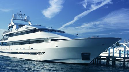 Nothing screams the millionaire lifestyle like a super yacht
