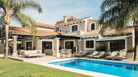 A stay at the stunning Casa Siena offers the ultimate in luxury
