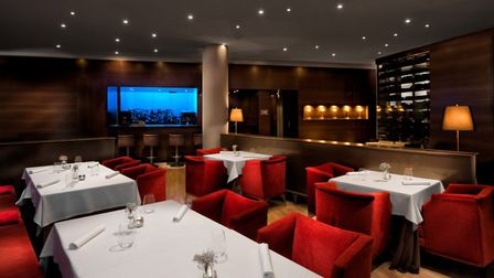 For the finest dining in town it's got to be Michelin-starred Mesinna
