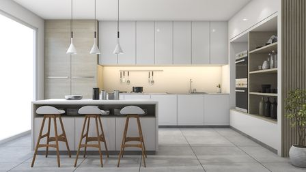 A good kitchen could cost anything from £25,000