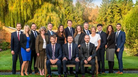 Congratulations to the team at Hazlewoods! Photo credit - Will Pascall UK