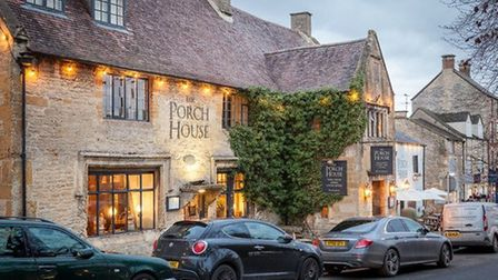 Porch House, Stow-on-the-Wold (c) Nick Osborne