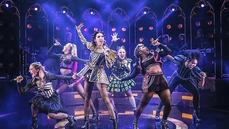 SIX the Musical, Lowry Salford until 11 January 2020 Credit: Johan Persson