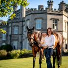Nina Barbour has combined her love of horses with her devotion to the family estate
