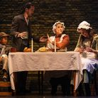 A Christmas Carol at the Barn Theatre, Cirencester. Photo credit: Evoke Pictures