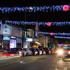 Christmas in Hale is always a colourful experience