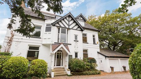 Hibbert Homes are marketing this £2m property in Hale