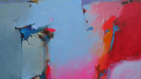 Echoes of Summer by Peter Wileman PPROIRSMA FRSA. Lime Tree Gallery, Bristol