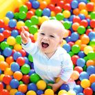 At Wild n Wacky there are three separate play areas for babies, toddlers and children under 12