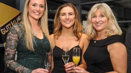Amy Walters, Laura and Hazel Cunniffe