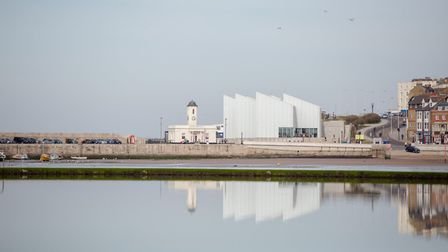 The world's attention is focused on Margate's Turner Contemporary, with the announcement of the winn