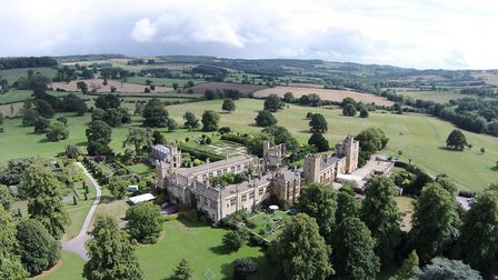 Sudeley Castle, which was twice owned by Richard III, once as Duke of Gloucester (1469-78) and then