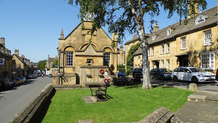 Chipping Campden, where JB Priestley met 'old George' the Cotswold mason (photo: Stephen Roberts)