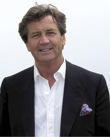 Melvyn Bragg. Photo: ITV