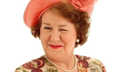 Hyacinth Bucket: Future guest editor of Cotswold Life?