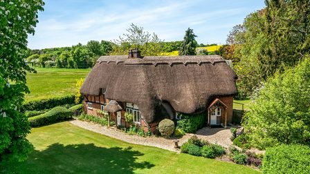 The Red Cottage, Braishfield