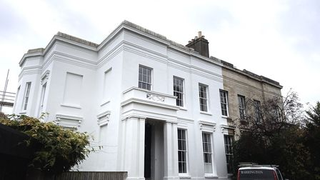 No doubt your period property will need to undertake some restorative work. Barrington Decorators ar