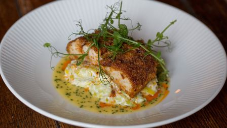 Pub classics with a twist at the Marquis of Granby (photo: Manu Palomeque)