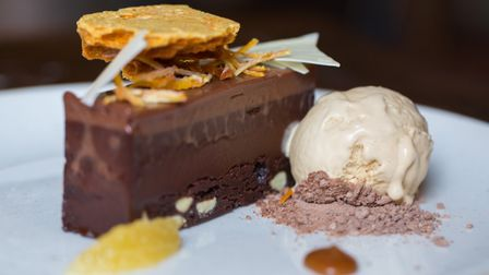 Desserts at the Marquis of Granby (photo: Manu Palomeque)