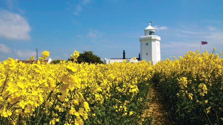 South Foreland Lighthouse joined the portfolio in 1989 (photo: National Trust Images)