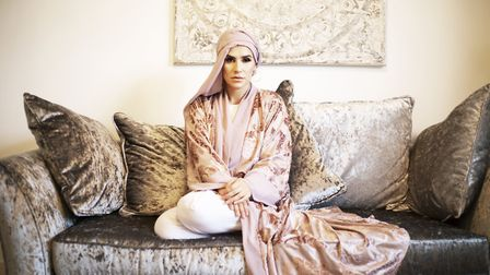 Nadine Naily, founder of modest fashion boutique Neish