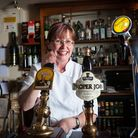 Donna Berry in her element at the Swan: 'We have a deep-rooted passion for the pub'