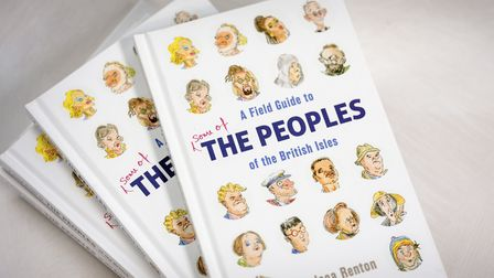 A Field Guide to the Peoples of the British Isles by Chelsea Renton