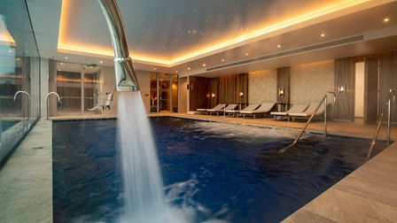 Spa at Carden - Indoor Vitality Pool