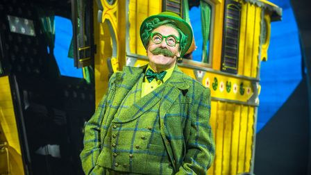 The Wind in the Willows Musical is free to watch online