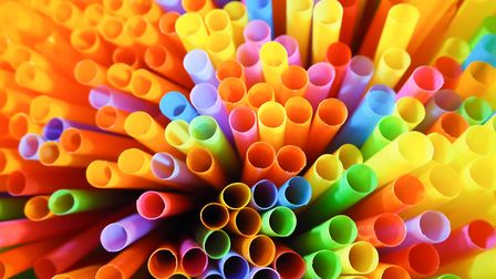 Plastic straws will be banned from April 2020