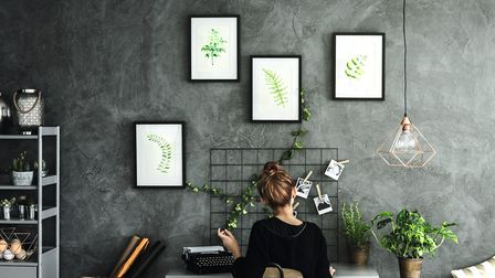 Add plants to a space to improve your mood