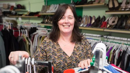 Hospice in the Weald recently opened its latest Kent charity shop in West Malling, all run mainly by
