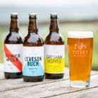 Craig produces three ales and one lager, all celebrating his brewery's east Surrey heritage