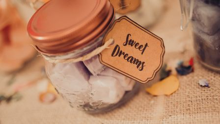 Scented wax melts at Ecopia Photo: Chelsea Shoesmith