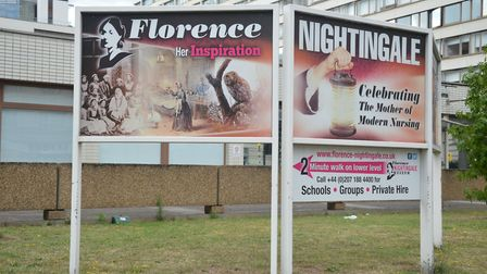 Exterior of the Florence Nightingale Museum in London Photo: William Gibson