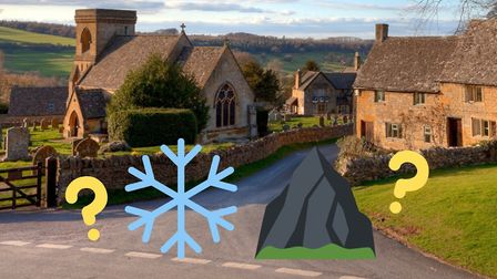 Can you name the Gloucestershire towns from the emojis? (photo: Getty Images)
