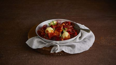 Hungarian Style Vegetable Stew