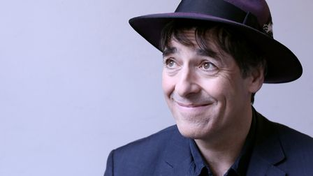 Mark Steel. Pic: Andy Hollingworth