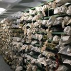 There is a huge room dedicated to maps (Photo by Claire Saul)
