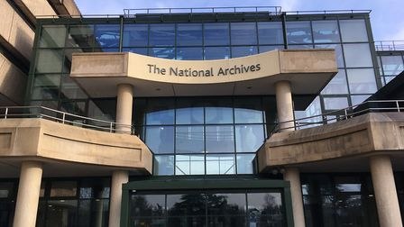 The National Archives at Kew, Richmond (Photo by Claire Saul)