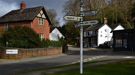 Burley is enchanting, shaped by tales of witches, smugglers and dragons
