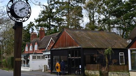 Burley is surrounded by woodland and heathland - ideal for outdoorsy types keen to cycle, walk, run
