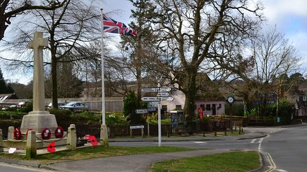 Burley is a traditional New Forest village that seems untouched by the passing of time