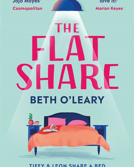 Cover of Beth O'Leary's The Flat Share